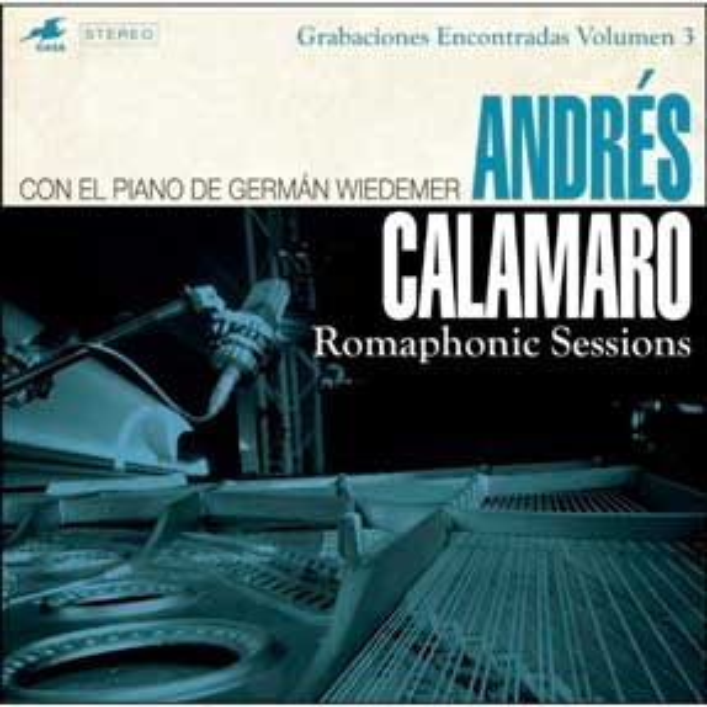 ROMAPHONIC SESSIONS -VINILO + CD-
