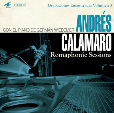ROMAPHONIC SESSIONS GRABACIONES ENCONTRADAS VOLUMEN 3