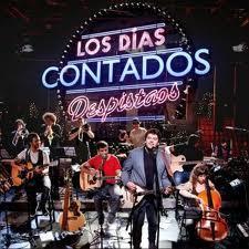 LOS DIAS CONTADOS -CD + DVD-