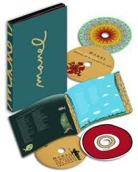 MANEL BOX -2CD + 2DVD-