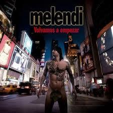 """CD MELENDI """"VOLVAMOS A EMPEZAR"""".New and sealed"""