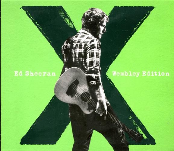ED SHEERAN/X  DVD+CD