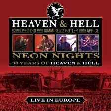 NEON NIGHT 30 YEARS OF HEAVEN AND HELL