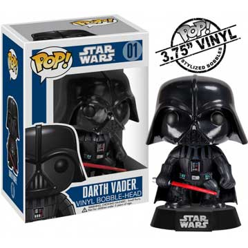 FIGURA POP STAR WARS -DARTH VADER 01-
