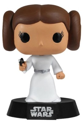 FIGURA POP STAR WARS 04 -PRINCESS LEIA-