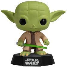 FIGURA POP STAR WARS -YODA 02-