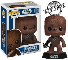 FIGURAS POP STAR WARS -CHEWBACCA 06-