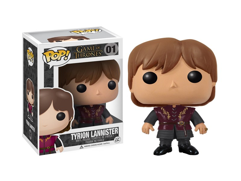 FIGURA POP GAME OF THRONES -TYRION LANNISTER 01-