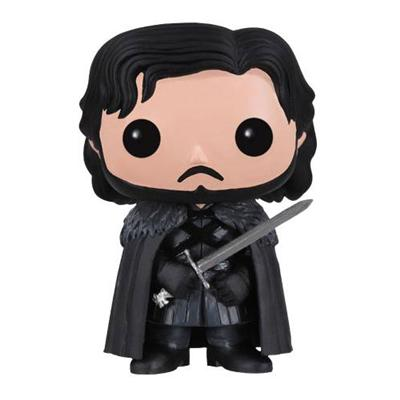 FIGURA POP GAME OF THE THRONES -JON SNOW 07-