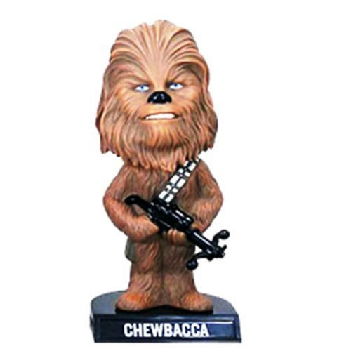 FIGURA BUBBLE HEAD -CHEWBACCA-