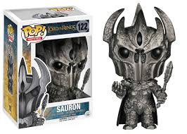 FIGURA POP LORD OF THE RINGS -SAURON 122-