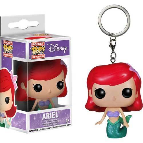 LLAVERO POP DISNEY -ARIEL-