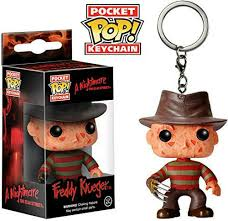 LLAVERO POP A NIGHTMARE ON ELM STREET -FREDDY KRUEGER-