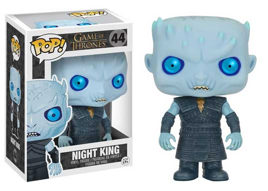 FIGURA POP GAME OF THRONES NIGHT KING -44-