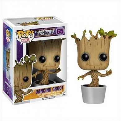 FIGURA POP MARVEL -DANCING GROOT-