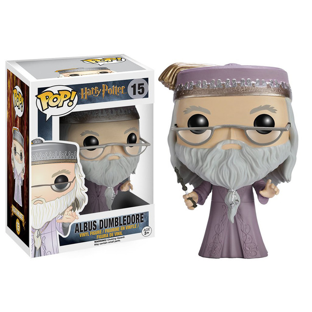 FIGURA POP HARRY POTTER -ALBUS DUMBLEDORE-