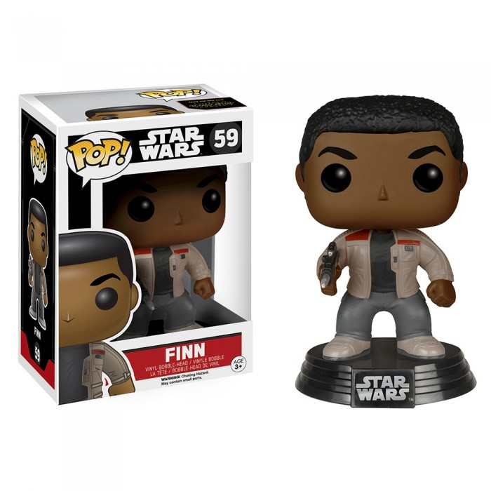 FIGURA POP STAR WARS -FINN 59-