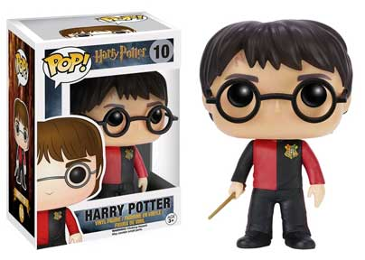 FIGURA POP HARRY POTTER 10 -HARRY POTTER-