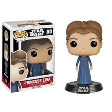 FIGURA POP STAR WARS -PRINCESS LEIA 80-