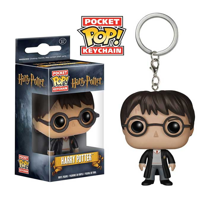 LLAVERO POP -HARRY POTTER-