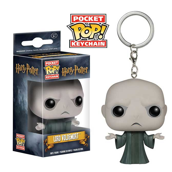 LLAVERO POP -HARRY POTTER LORD VOLDEMORT-