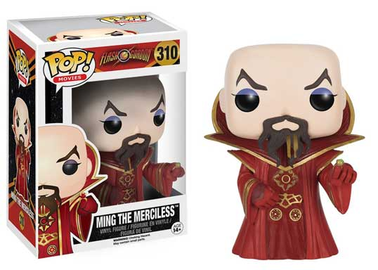 FIGURA POP FLASH GODON -MING THE MERCILESS 310-