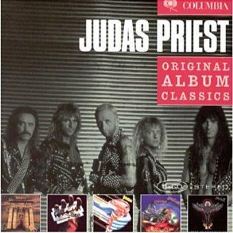 ORIGINAL ALBUM CLASSICS (JUDAS PRIEST)