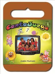 CANTAJUEGOS VOL 7 -CD + DVD-