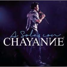 A SOLAS CON CHAYANNE - +DVD-