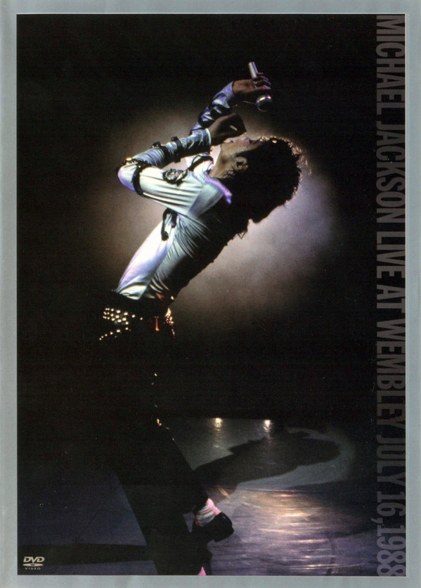 LIVE AT WEMBLEY JULY 16 1988