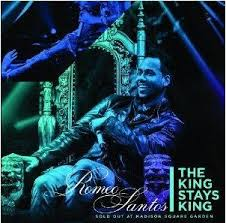 THE KING STAYS KING - SOLD OUT AT MADISON SQUARE GARDEN. CD/DVD COMBO
