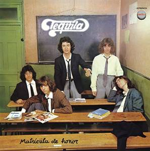 MATRICULA DE HONOR -VINILO-