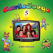 CANTAJUEGOS VOL 5 -CD + DVD-
