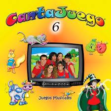 CANTAJUEGOS VOL 6 -CD + DVD-