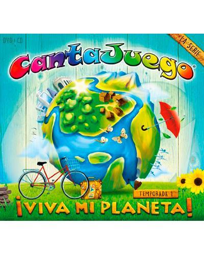 CANTAJUEGOS -VIVA MI PLANETA-