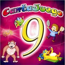 CANTAJUEGO 9 -DVD + CD-