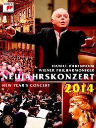 CONCIERTO DE AÑO NUEVO 2014 (DVD)
