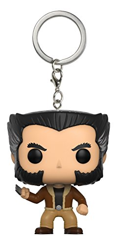 LLAVERO POP MARVEL -WOLVERINE-