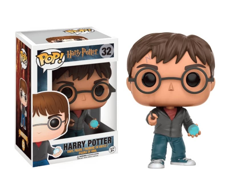 FIGURA POP HARRY POTTER -HARRY 32-