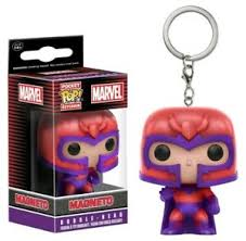 LLAVERO POP MARVEL -MAGNETO-