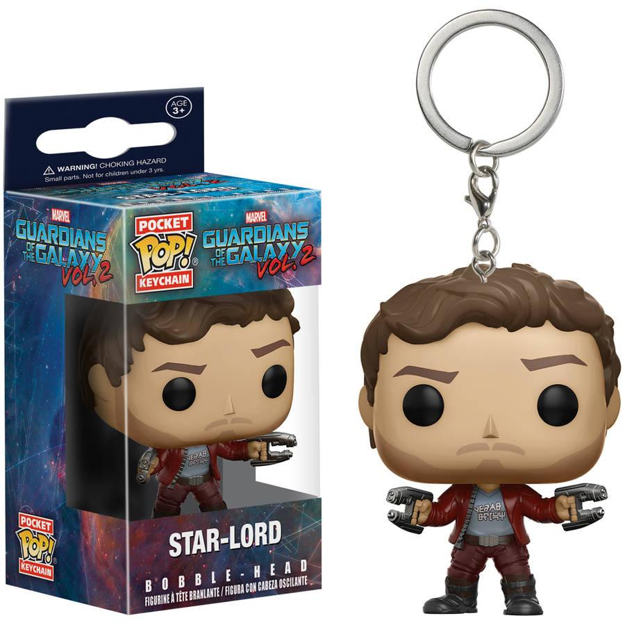 LLAVERO POP -STAR LORD-
