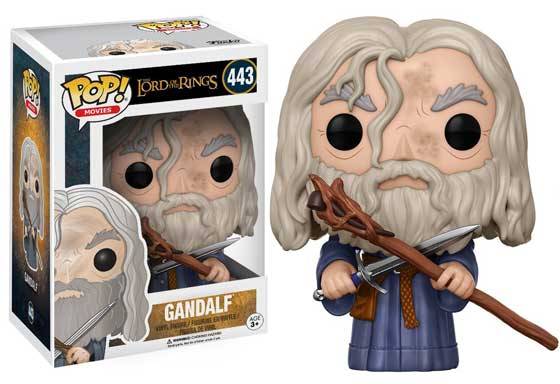 FIGURA POP LORD OF THE RINGS 443 -GANDALF-