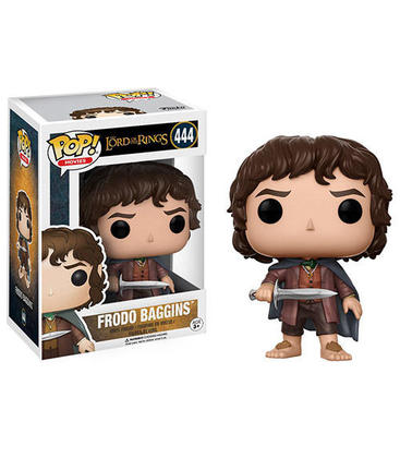 FIGURA POP LORD OF THE RINGS -FRODO BAGGINS 444-