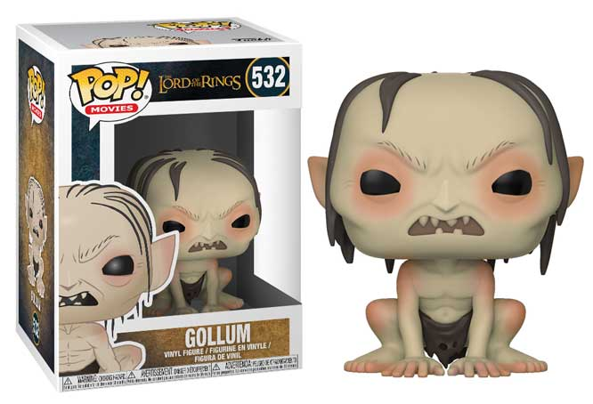 FIGURA POP HARRY POTTER -GOLLUM 532-