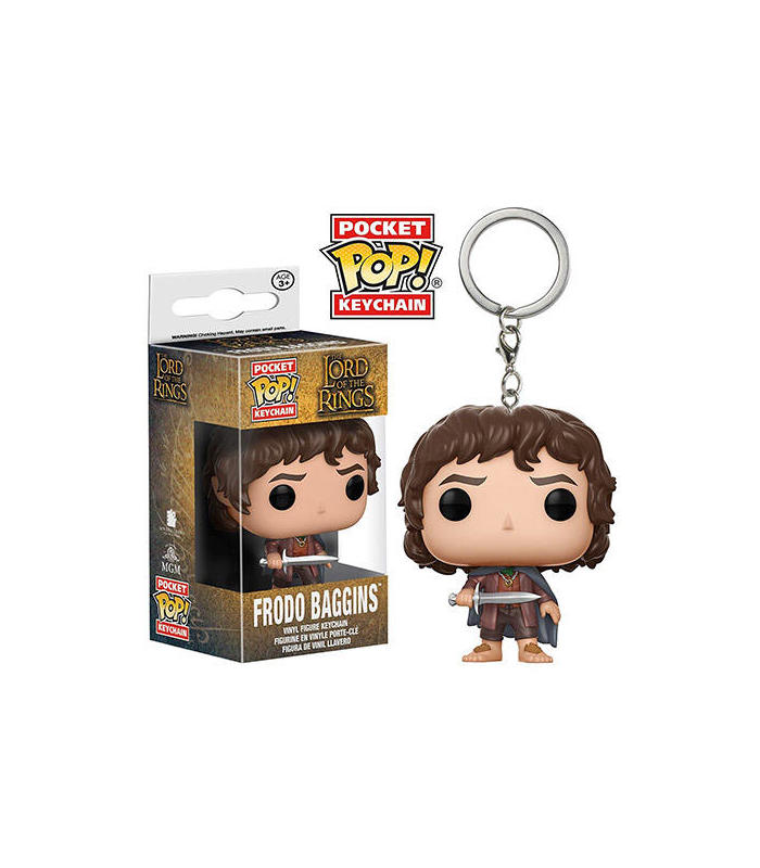LLAVERO POP -FRODO BAGGINS-