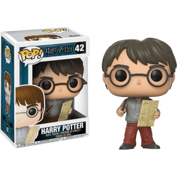 FIGURA POP HARRY POTTER -HARRY POTTER 42-