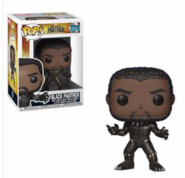 FIGURA POP BLACK PANTHER -BLACK PANTHER 273-