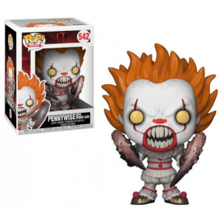 FIGURA POP IT -PENNYWISE WITH SPIDER LEGS 542-
