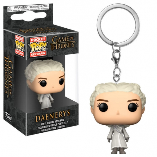 LLAVERO POP GAME OF THE THRONES -DAENERYS-