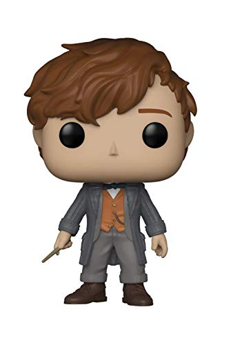 FIGURA POP THE DRIMES OF GRINDELWALD -NEWT SCAMANDER 14-